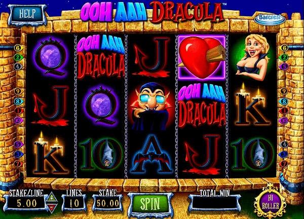 Dracula Gameplay