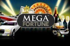 メガ級のジャックポットが魅力!「MEGA FORTUNE」のレビュー