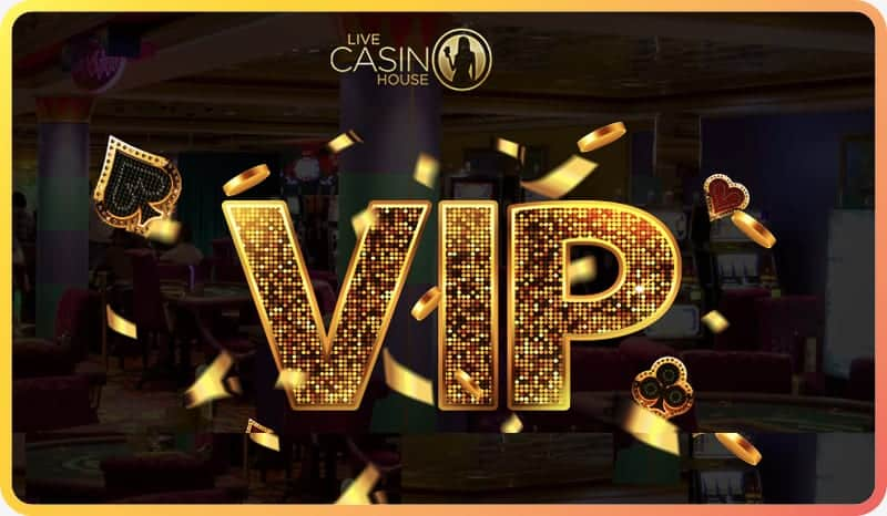VIPカジノボーナス画像